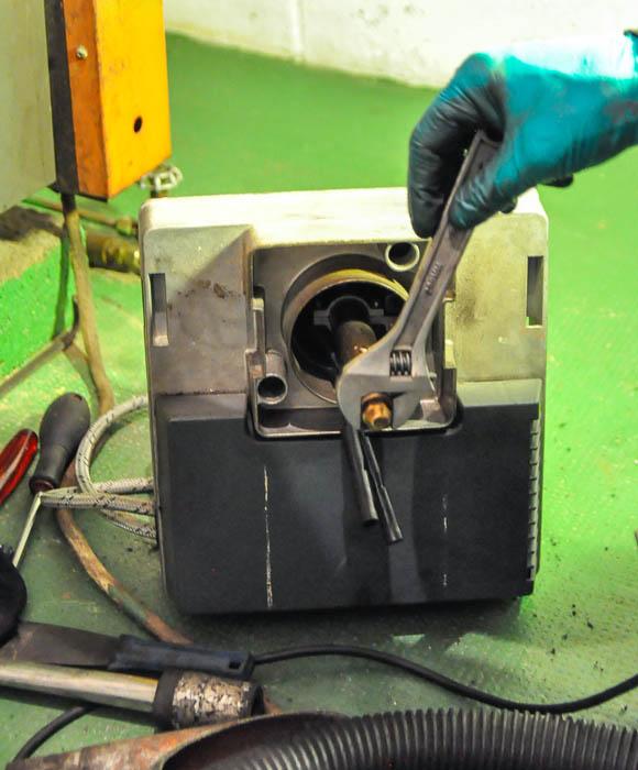 Entretien de chaudi re au fioul les diff rentes tapes for Passer du fioul au gaz