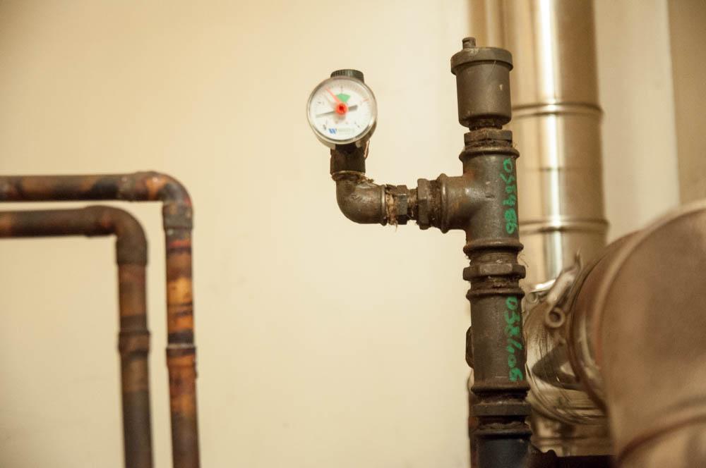 5 conseils pour remettre en route sa chaudi re pour l for Augmenter pression d eau