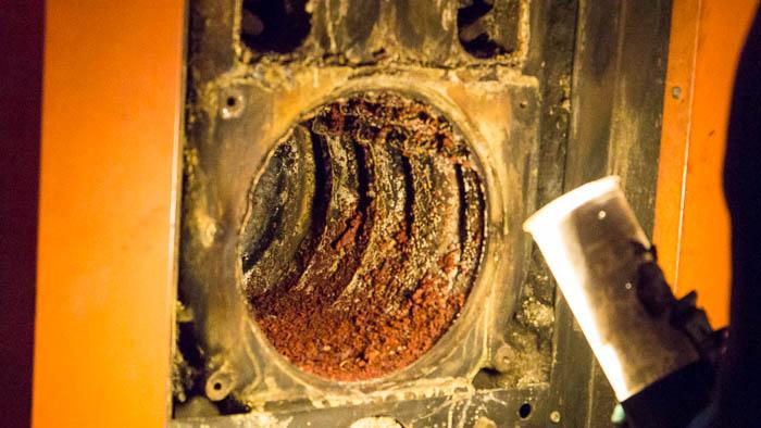 Entretien de chaudi re au fioul les diff rentes tapes - Nettoyage de la fonte ...