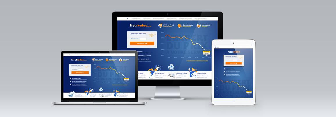 Nouvelle version de FioulReduc.com