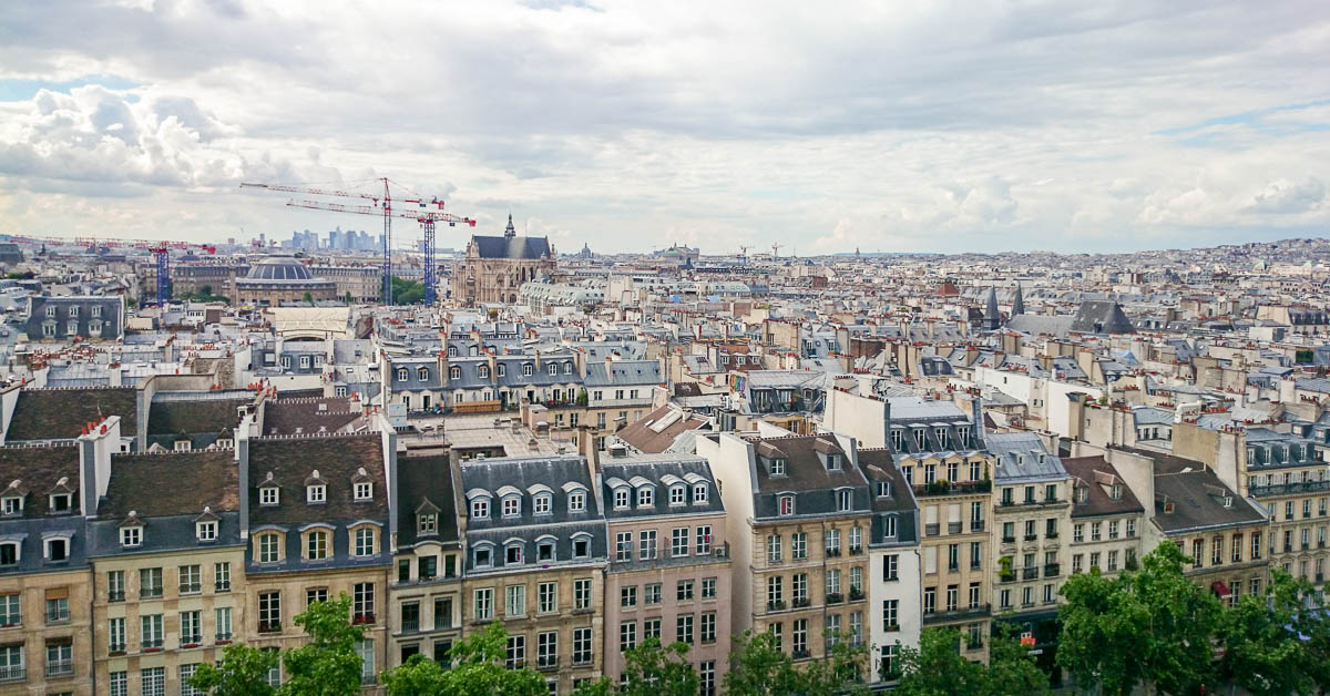 Logements à Paris