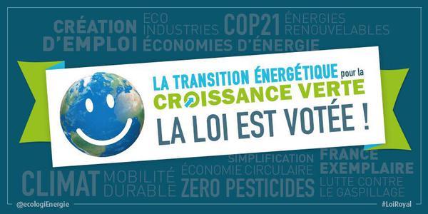 loi de transition énergétique