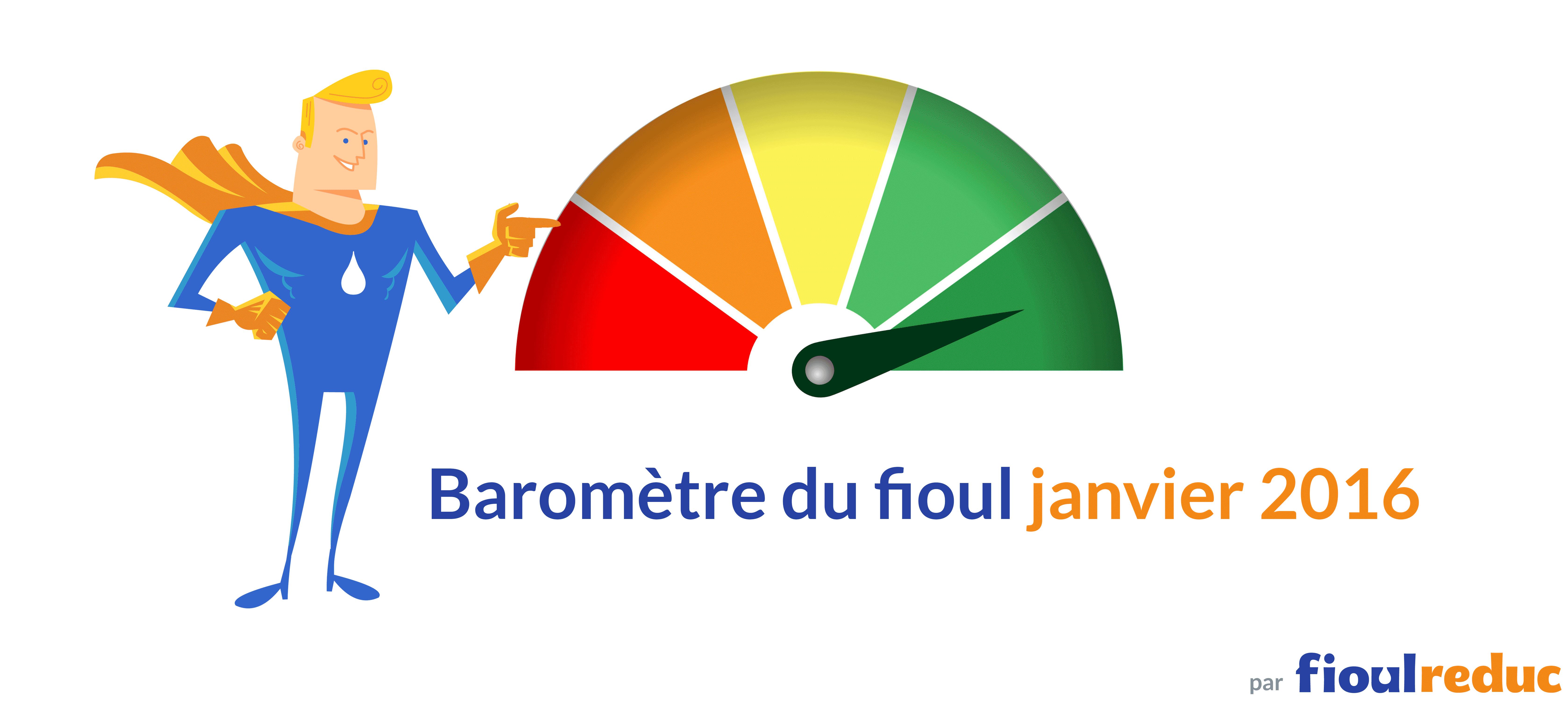 logo barometre fioul janvier 2016