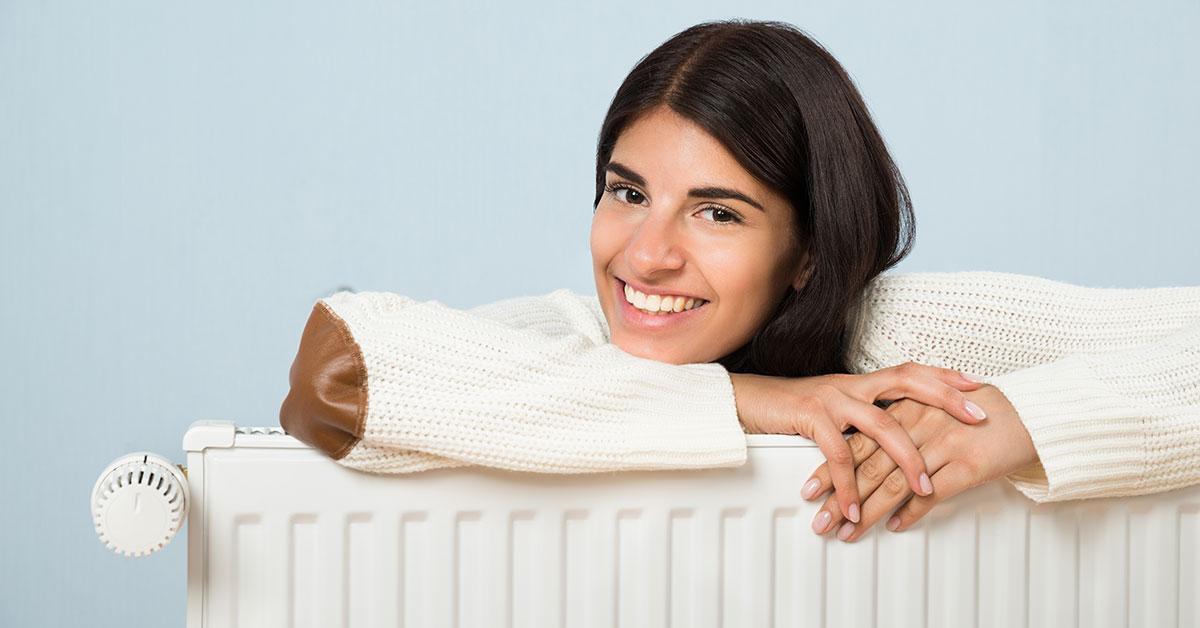chauffage radiateur confort
