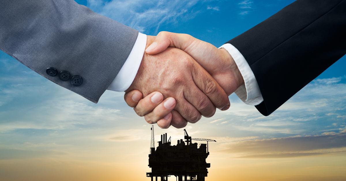 petrole accord