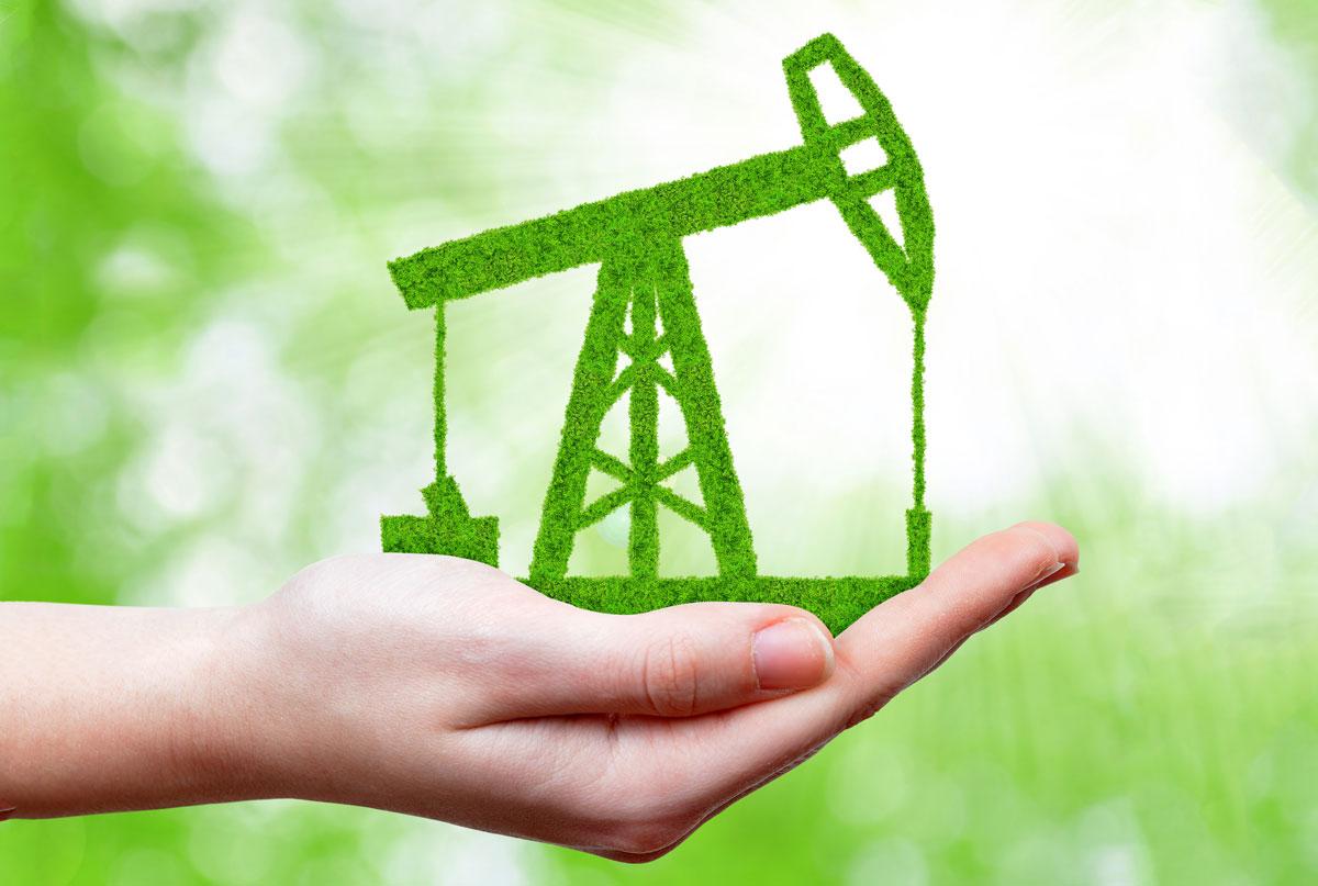 pétrole vert