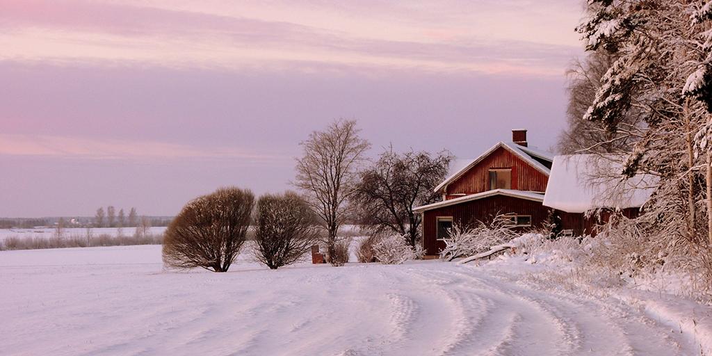 hiver-maisons