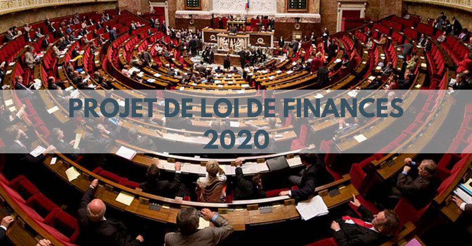 header projet de loi de finances 2020