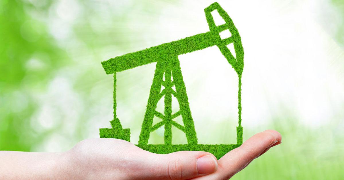 petrole vert