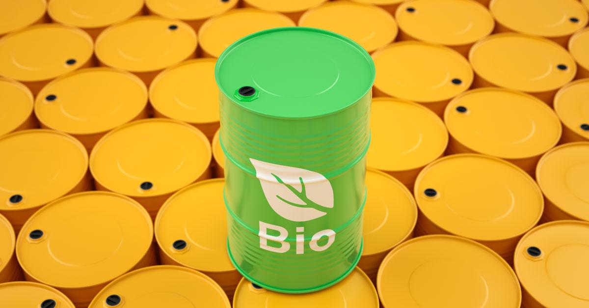 baril de biofioul