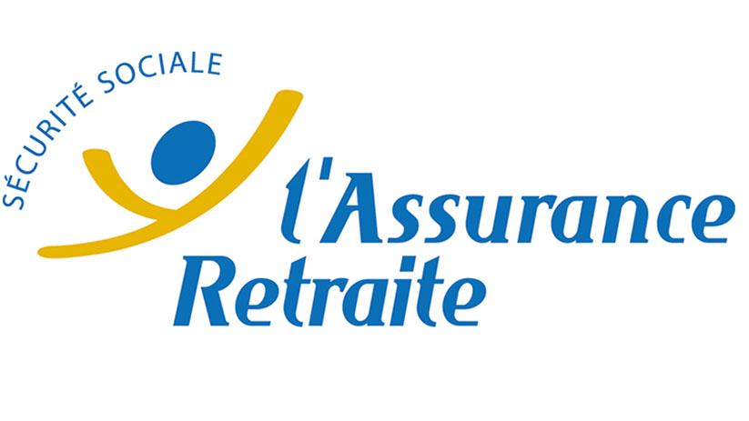 logo sécurité sociale l'assurance retraite