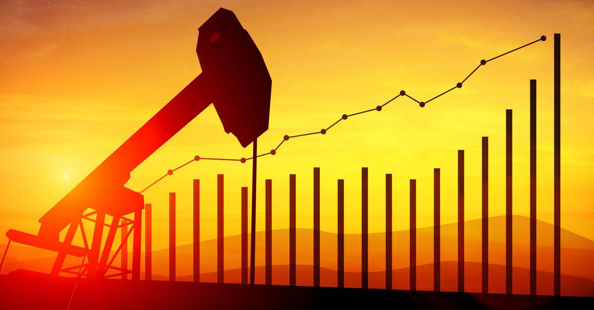 hausse du pétrole