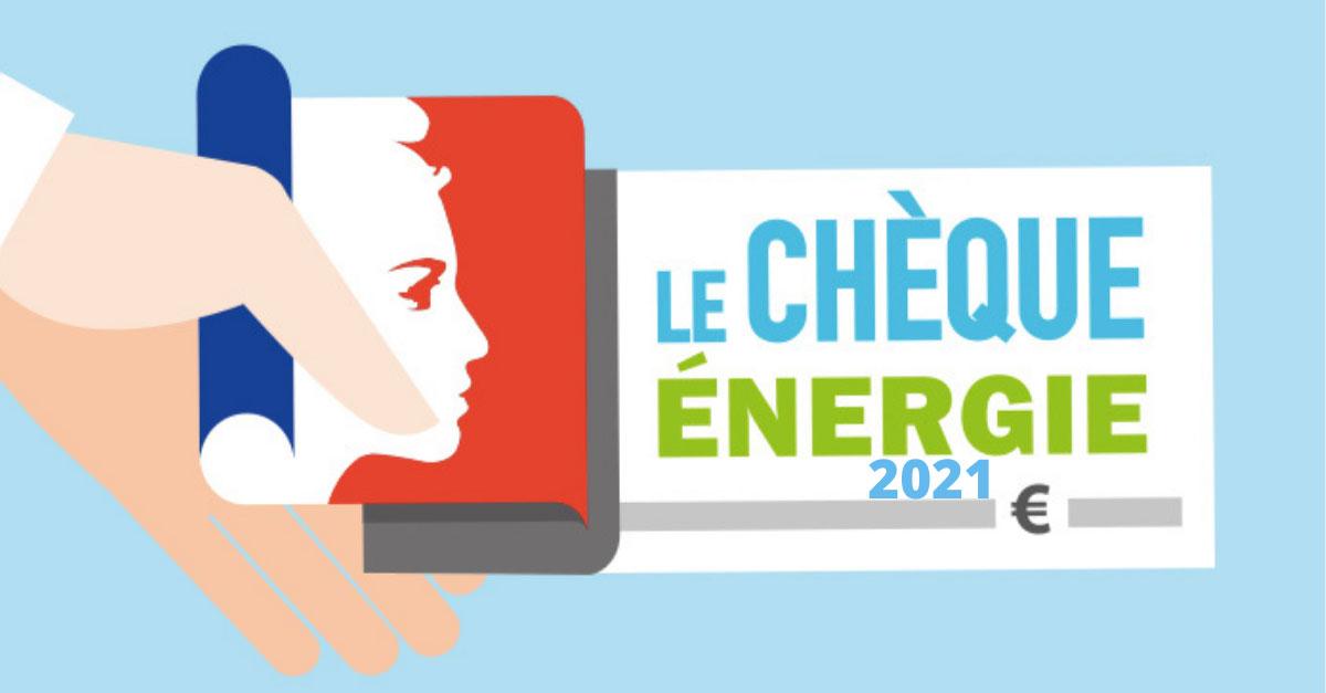 chèque énergie 2021